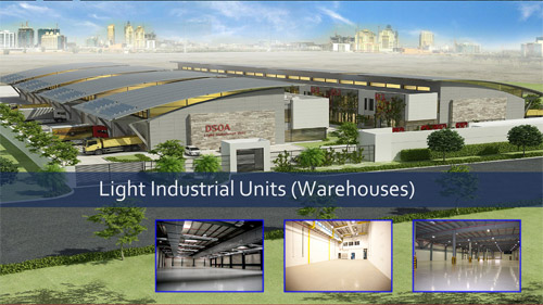 Light Industrial Units in DSO