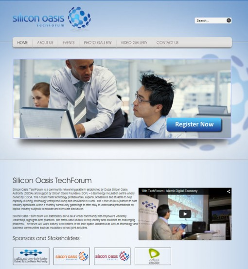 Silicon Oasis TechForum